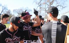 Wildcats sweep Sunbirds in home series opener with 37 runs