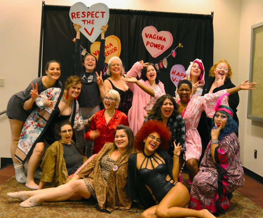 Cast of the Vagina Monologues