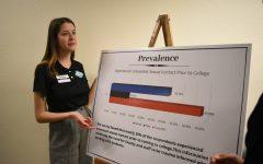 Chico Speaks presentation reviews data from student surveys regarding sexual assault, harassment