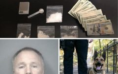 K9 Odin discovers narcotics at traffic stop