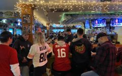Small town excitement for a big Super Bowl