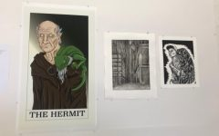 Chico State student artists reveal their hard work