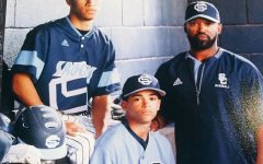 Brothers represent their hometown on the baseball diamond