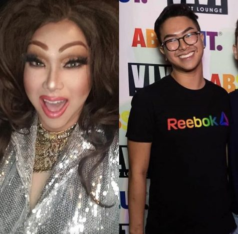 Joseph Lau, who performs as J-Lau, is a local drag performer based in Chico. During quarantine, Lau has participated in a new online wave of drag shows, usually done through livestreams. Courtesy of Joseph Lau