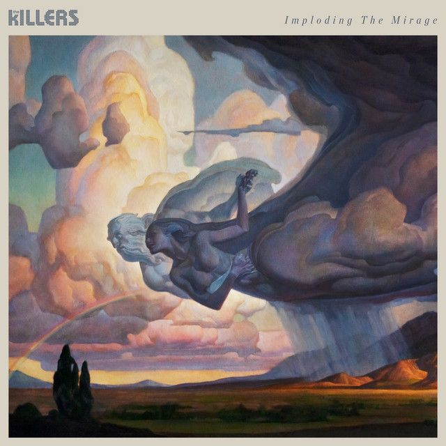 The+Killers%27+sixth+album+%22Imploding+the+Mirage%22+explores+the+band%27s+Las+Vegas+roots.