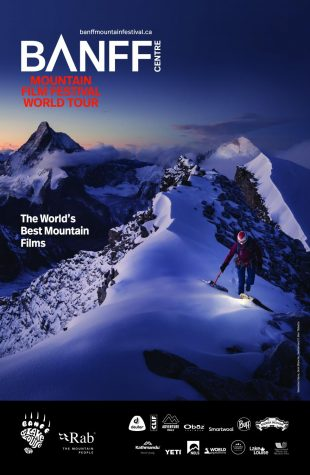 The Banff Mountain Film Festival goes virtual in 2020. Photo courtesy of Adventure Outings.