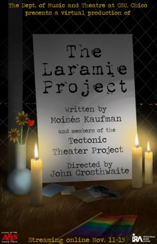 The Laramie Project streamed Nov. 11 and tells the heartbreaking story of Matthew Shepard.