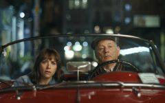 Rashida Jones and Bill Murray are the stars of Sofia Coppola's newest film,