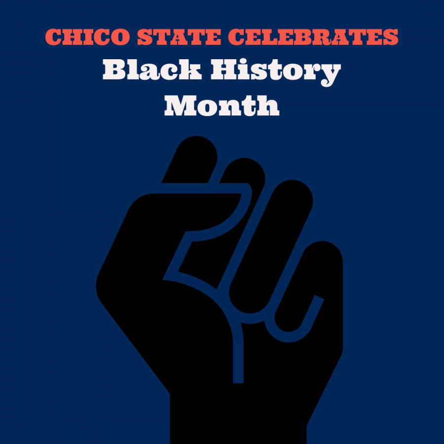Chico State is celebrating Black History Month with a series of virtually interactive events.