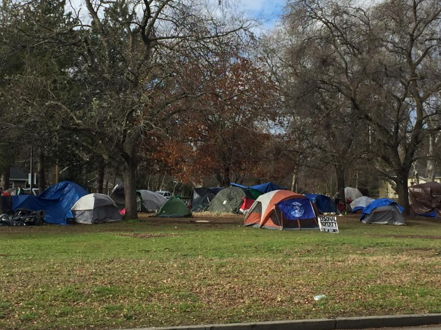 A+homeless+camp+near+Mulberry+Street+in+Chico%2C+Feb.+3+2021