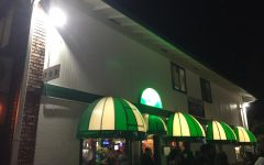 Riley's Bar, located on 702 W. Fifth St. in Chico, Calif. Photo by Alex Martin