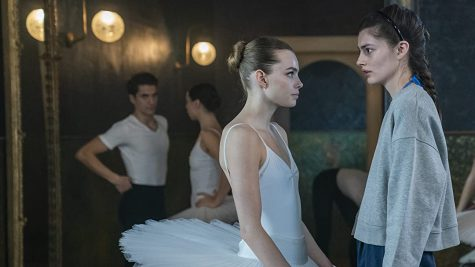 (Left to right) Kristine Froseth and Diana Silvers ace their role in Amazons new drama, Birds of Paradise.