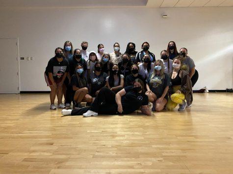 The 2021 Envy Hip Hop Dance team