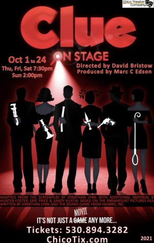 'Clue, On Stage!' at Chico Theater Company: Resurrecting the magic of theater