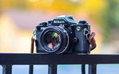 Photo taken by Aldo Perez. My film camera of choice is the Nikon FM2N.