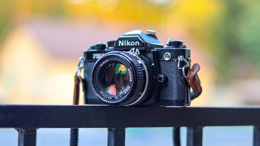 Photo+taken+by+Aldo+Perez.+My+film+camera+of+choice+is+the+Nikon+FM2N.