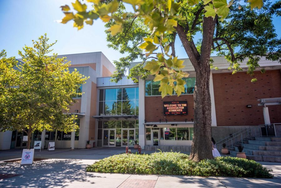 The Bell Memorial Union on Wednesday, July 25, 2018 in Chico, Calif.