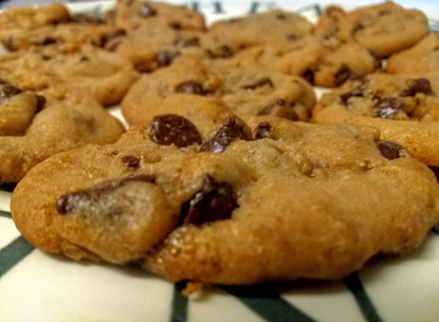 Chocolate chip cookies you wish were yours. And now can be!