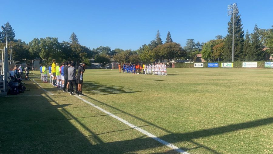 The+starting+lineups+for+the+CCAA+home+opener.